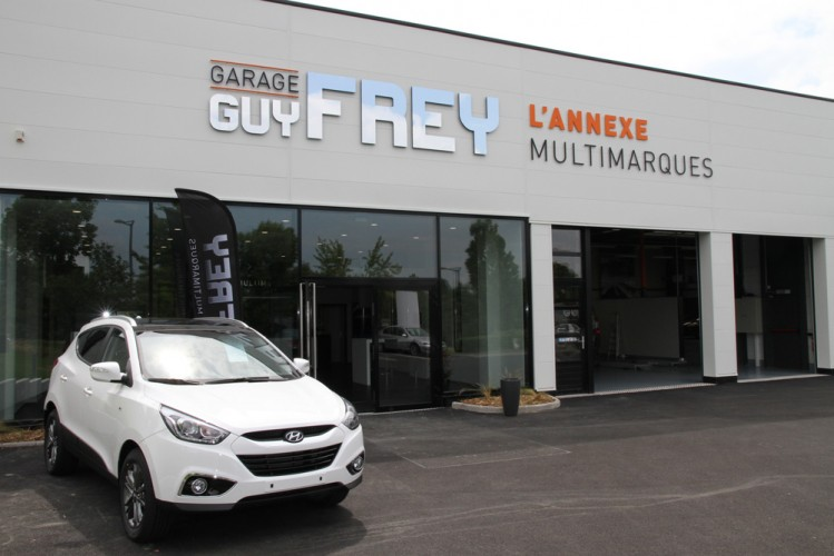 Garage Frey Annexe Multimarques